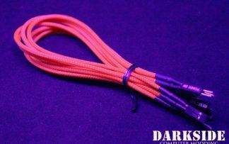 DARKSIDE Front Panel I/O connection kit - Orange