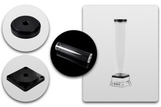 Dual / Single DDC Top Upgrade Kit 250 (Black POM Cap)