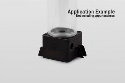 Dual / Single DDC Top Upgrade Kit 250 (Black POM Cap)-3