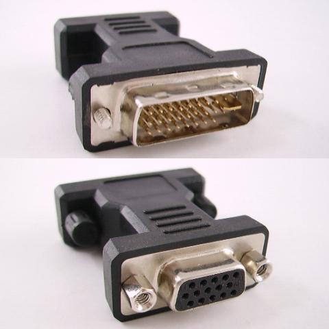 VGA to DVI-D dapter