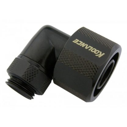 90-degree Swivel Angled for 13mm x 19mm (1/2in x 3/4in) *Black*-2