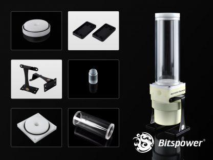 Dual / Single D5 Top Upgrade Kit 150 (White POM Version)