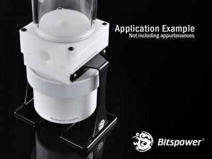 Dual / Single D5 Top Upgrade Kit 150 (White POM Version)-2