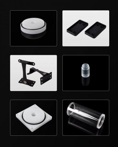 Dual / Single D5 Top Upgrade Kit 150 (White POM Version)-3