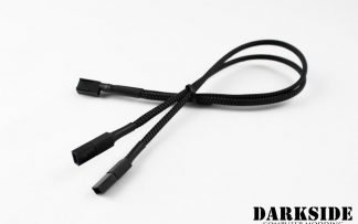 "Type 2 - DarkSide Connect to 3-PIN Y-cable - 12"" (30cm)"