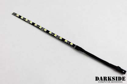 "5.5"" (14cm) DarkSide CONNECT Dimmable Rigid LED Strip - WHITE"