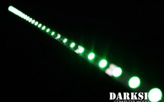 "12"" (30cm) DarkSide CONNECT Dimmable Rigid LED Strip - GREEN"