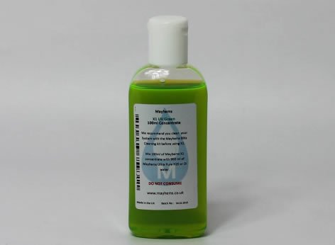 X1 - UV Green 100ml