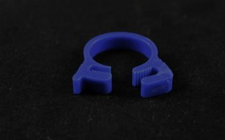 "5/8"" OD Reusable Clamp - Blue"