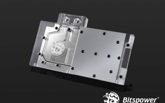 Full cover block for EVGA GTX  980 CLASSIFIED - Acrylic with Backplate