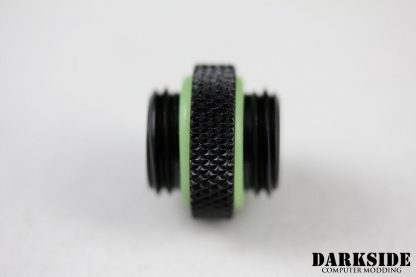 5mm Spacer Adapter - Male-Male G1/4 - Black
