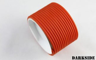 "5/32"" (4mm) DarkSide HD Cable Sleeving - Orange II"