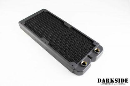 SECOND QUALITY- Dual LP240 Extra Slim Radiator
