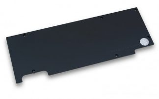 EK-FC980 GTX Ti WF3 Backplate - Black