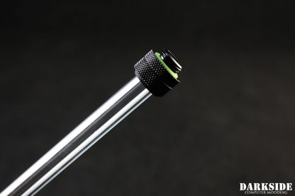 "19"" PETG Thick Wall Hard Tube 12/8mm - 490mm-3"