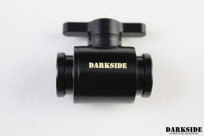 Ball Shutoff Mini-Valve - Black-5