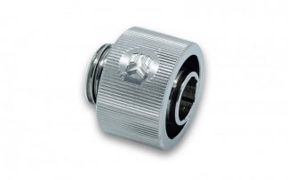 "EK-ACF Fitting 10/16mm (3/8""ID 5/8""OD) - Nickel"