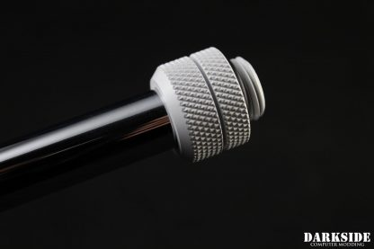 Hard Tube Straight Fitting 10/12mm - White-4