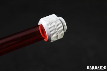Hard Tube Straight Fitting 10/12mm - White-5