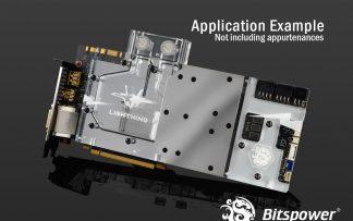 VG-NGTX980TIML Acrylic (Original Match Design) - MSI GTX 980TI LIGHTNING