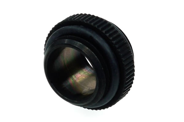 3mm Spacer Extender Adapter - G1/4 Male/Male - Black