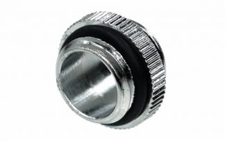 3mm Spacer Extender Adapter - G1/4 Male/Male - Chrome