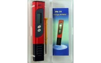 Electronic pH Test Meter