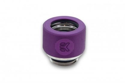 EK-HDC Fitting 12mm G1/4 - Purple