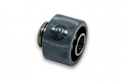 "EK-ACF Fitting 10/16mm (3/8""ID 5/8""OD) - Black Nickel"