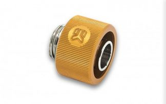 "EK-ACF Fitting 10/16mm (3/8""ID 5/8""OD) - Gold"