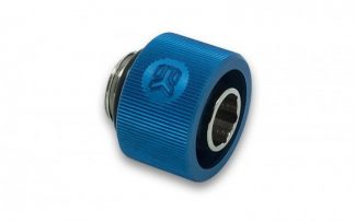 "EK-ACF Fitting 10/16mm (3/8""ID 5/8""OD) - Blue"