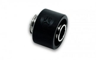 "EK-ACF Fitting 10/16mm (3/8""ID 5/8""OD) - Black"