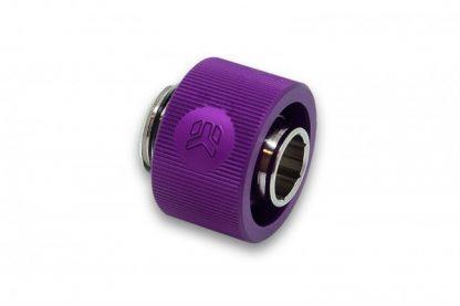 "EK-ACF Fitting 10/16mm (3/8""ID 5/8""OD) - Purple"