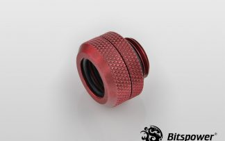 "G1/4"" Enhance Multi-Link For OD 12MM - Deep Blood Red"