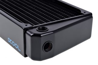 NexXxoS XT45 Full Copper X-Flow  Performance Radiator 360mm