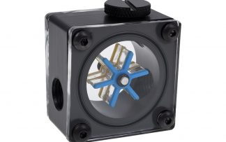 Flow Indicator G1/4 square - acetal 17350
