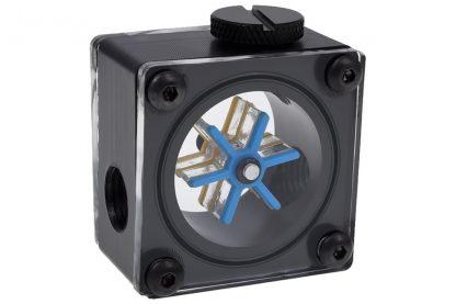 Flow Indicator G1/4 square - acetal 17350
