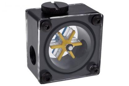 Flow Indicator G1/4 square - acetal 17350-2