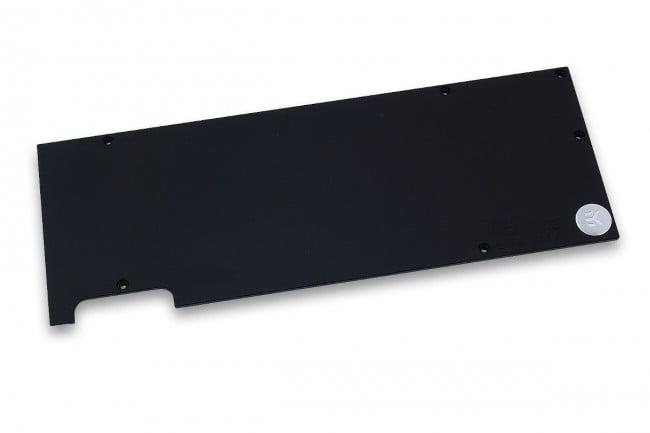 EK-FC1070 GTX Backplate - Black