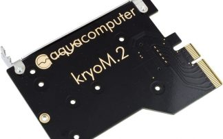 kryoM.2 PCIe 3.0 x4 adapter for M.2 NGFF PCIe SSD