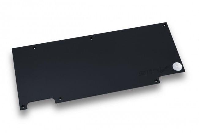 EK-FC1080 GTX Strix Backplate - Black