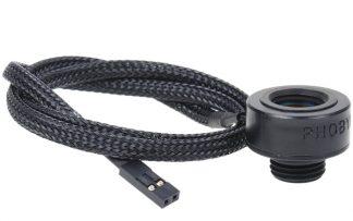 Temperature sensor M/F G1/4 - matte black