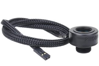Temperature sensor M/F G1/4 - matte black