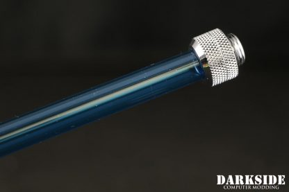 Blue PETG Hard Tube 10/8mm - 500mm-2