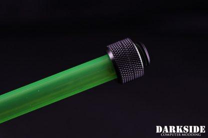 Green PETG Hard Tube 10/8mm - 500mm-2