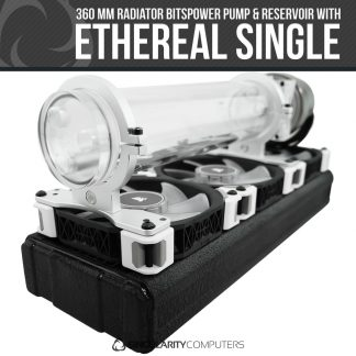 Reservoir Mount: Ethereal Single  - Black