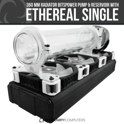 Reservoir Mount: Ethereal Single  - Red