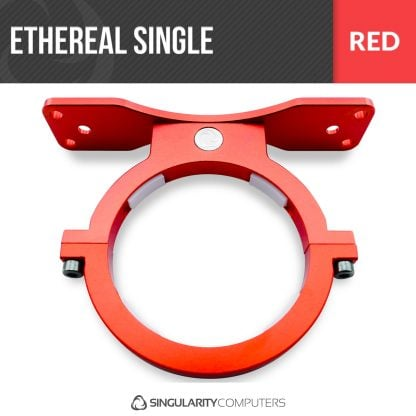 Reservoir Mount: Ethereal Single  - Red-3