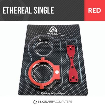 Reservoir Mount: Ethereal Single  - Red-5