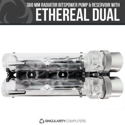 Reservoir Mount: Ethereal Dual - Gold-2